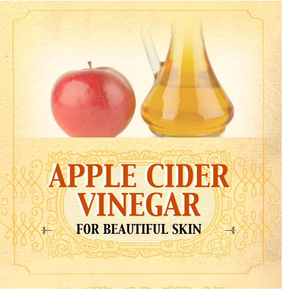 beautiful-skin-with-apple-cider-vinegar