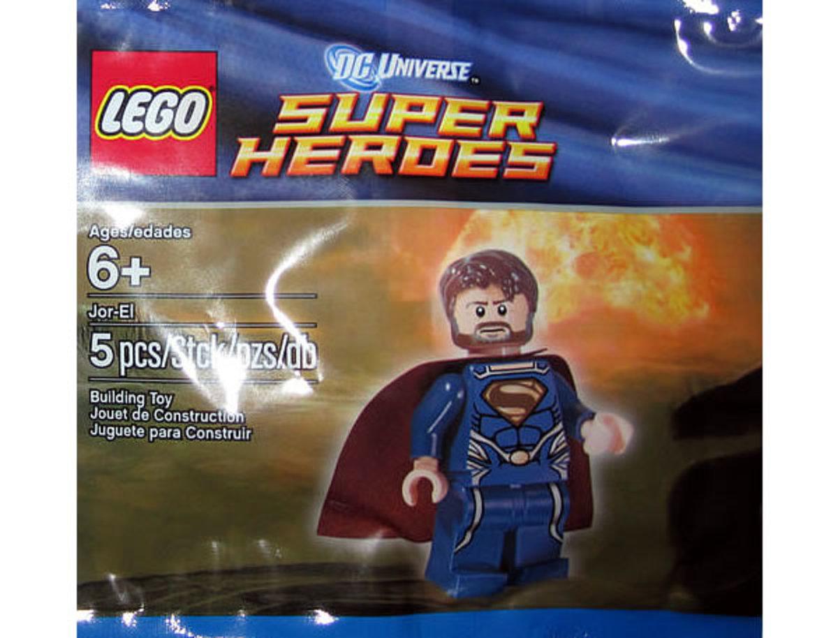 LEGO Super Heroes Jor-El 5001623 Bag