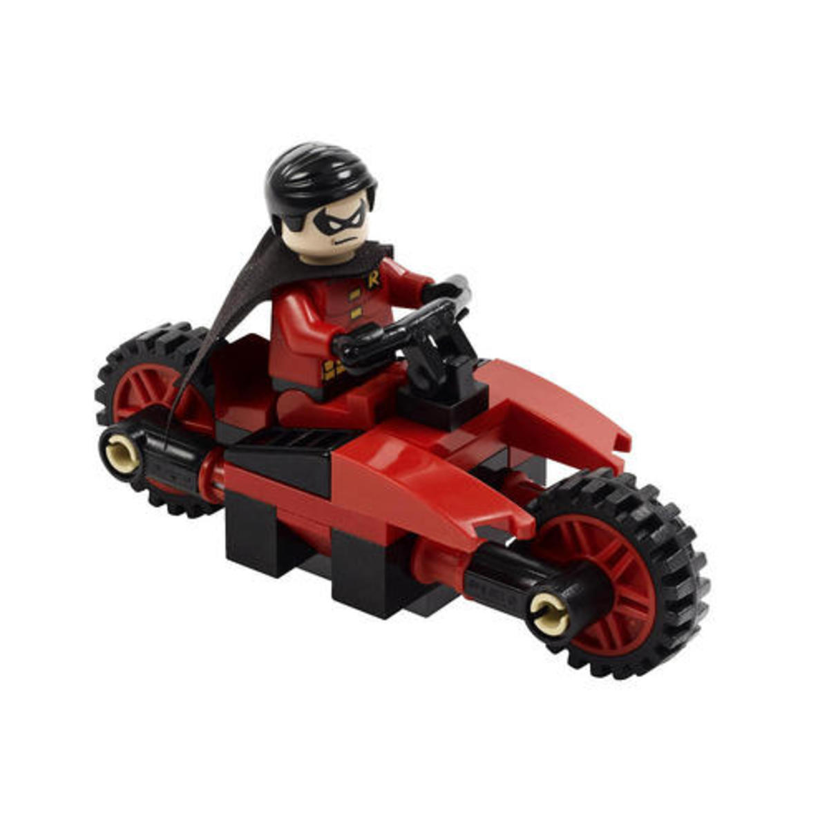 LEGO Super Heroes Robin and Redbird Cycle 30166 Assembled