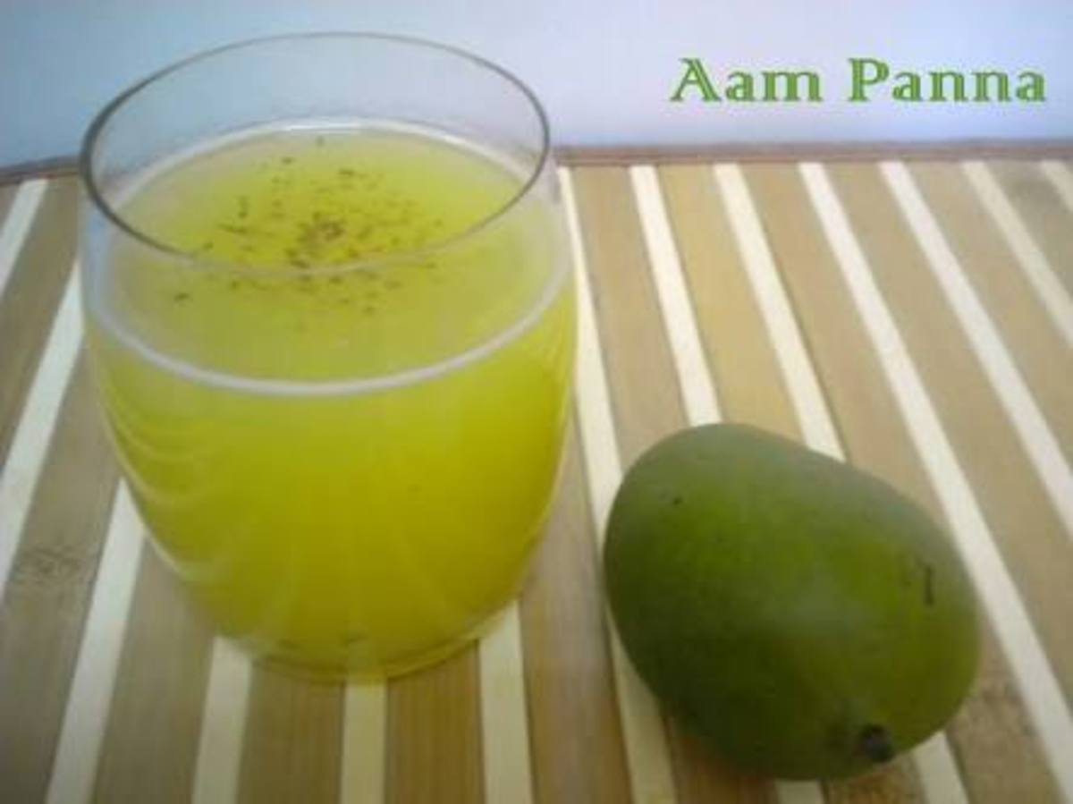 Raw mango boiled/ roasted to make juice is sure to cure if you had a Sun stroke
