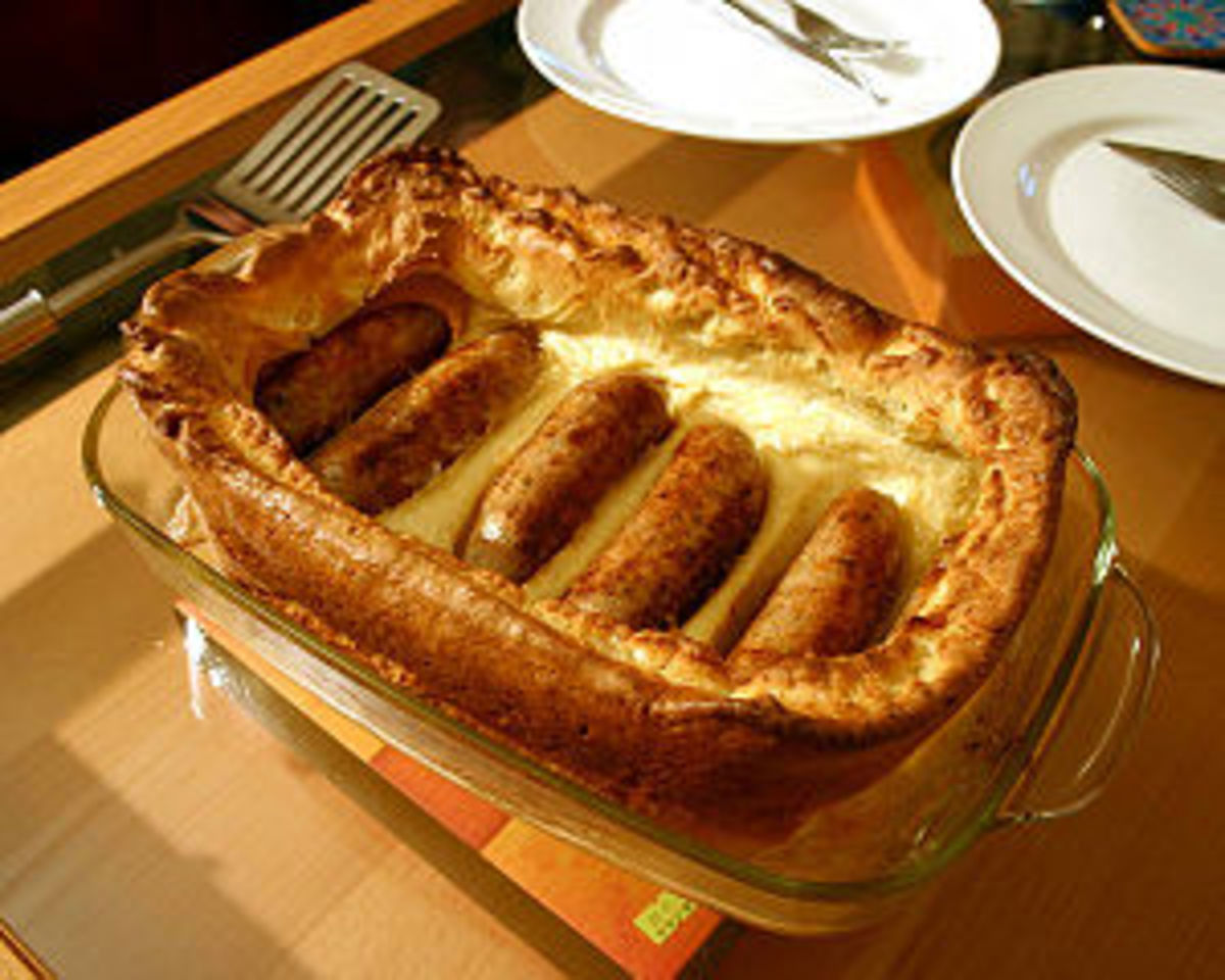 The quadruple sausage toad in the hole