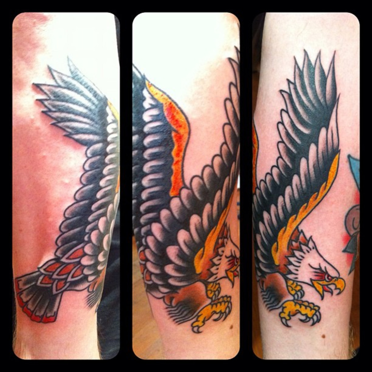 Eagle Tattoo Image