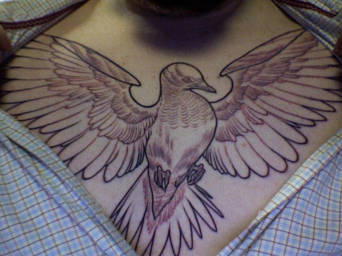 Eagle Tattoo Image