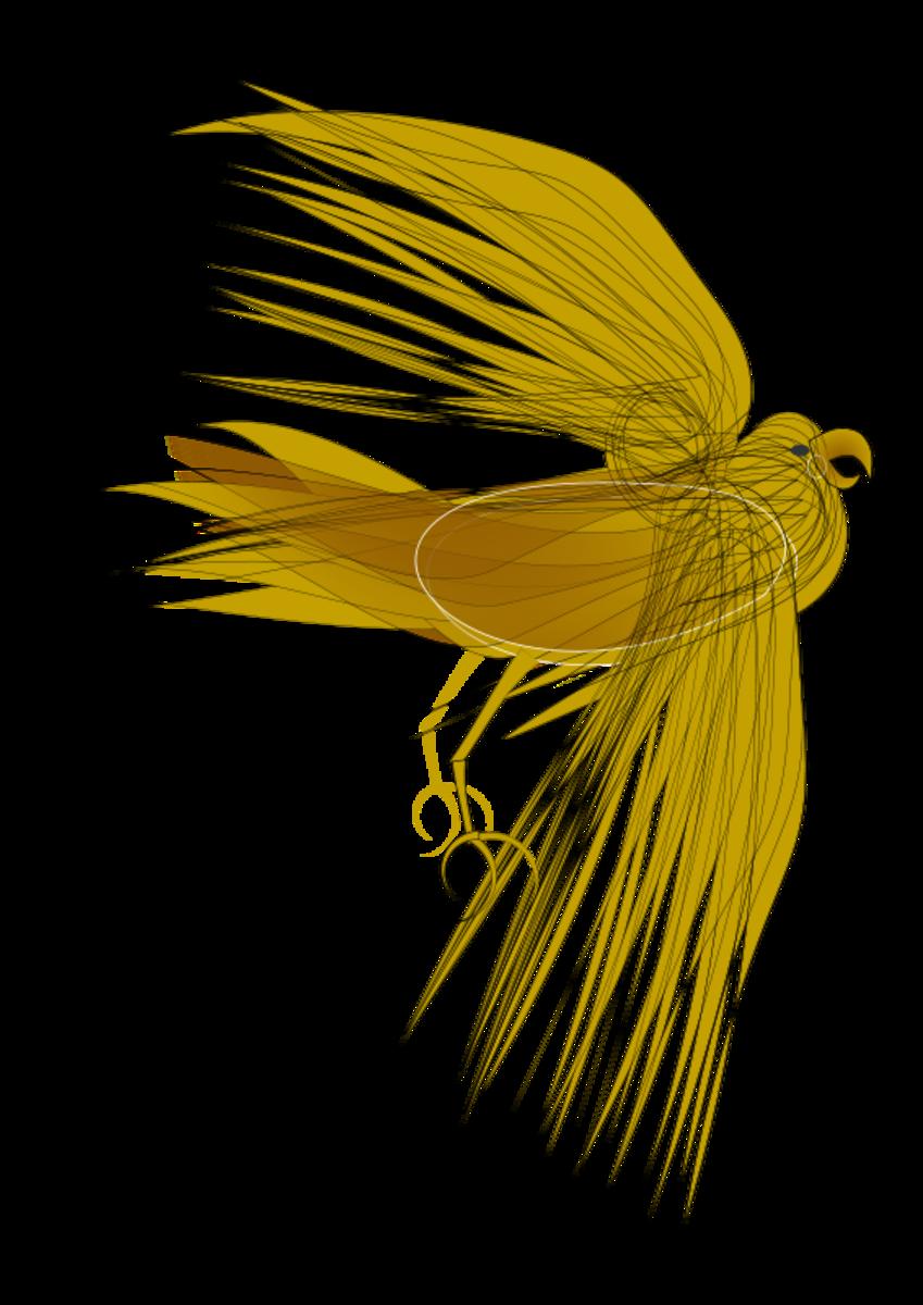 golden eagle clip art