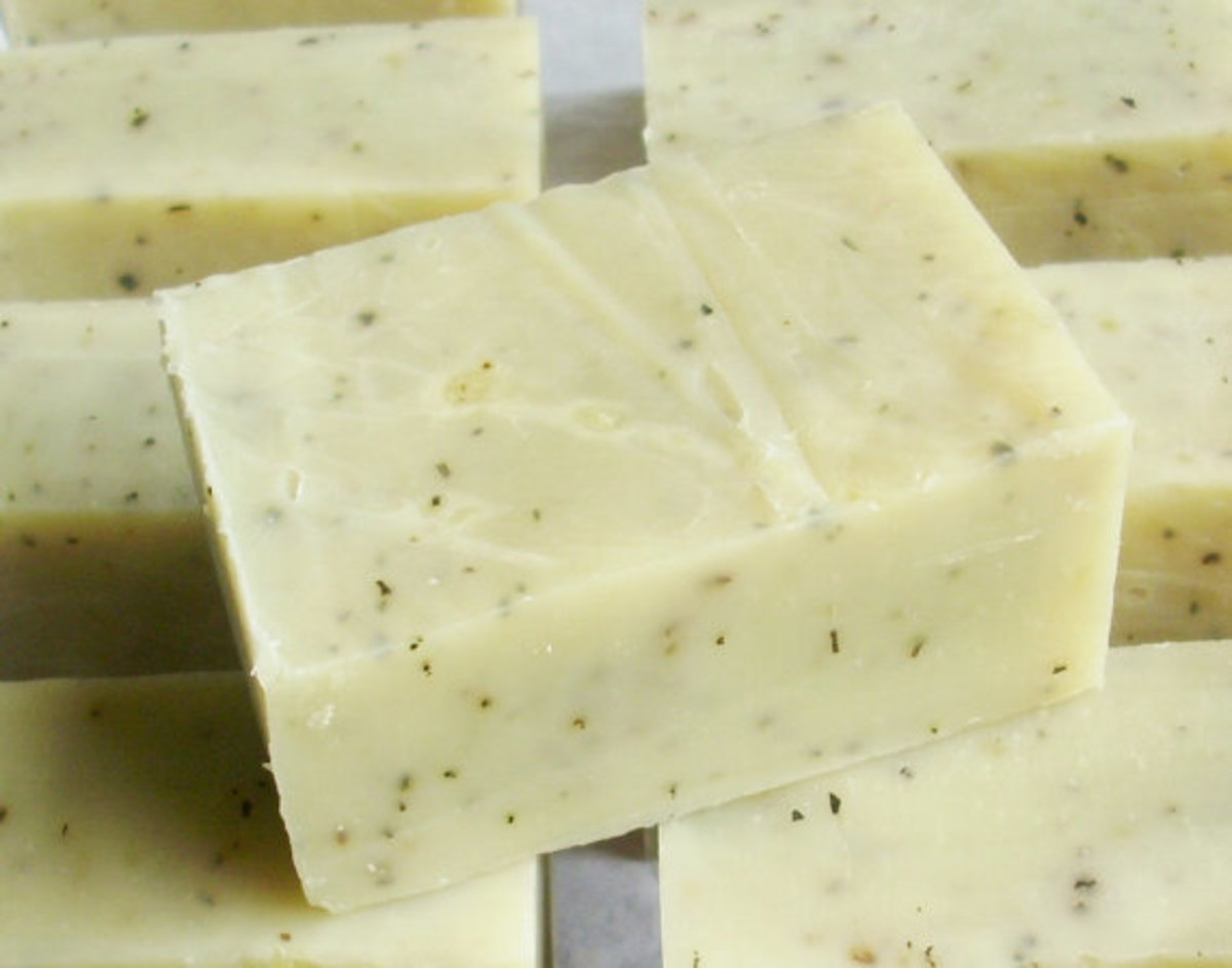 Benefits of Hemp Soap