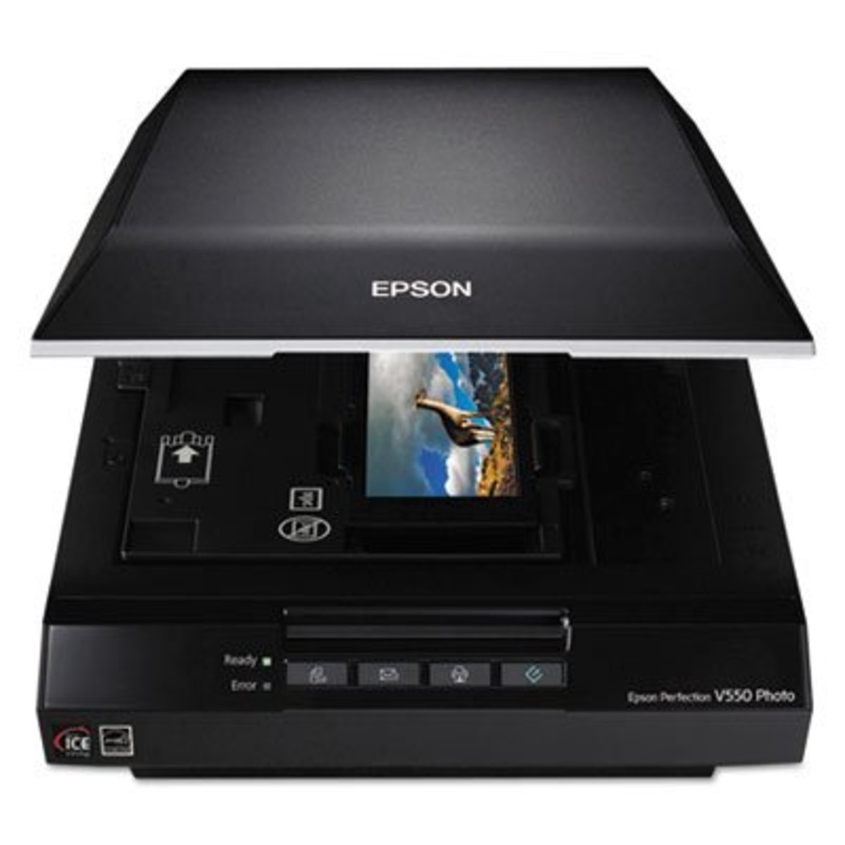Epson Perfection Photo Color Scanner (V550)