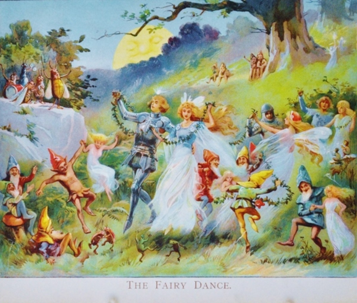 Frolick with fairies