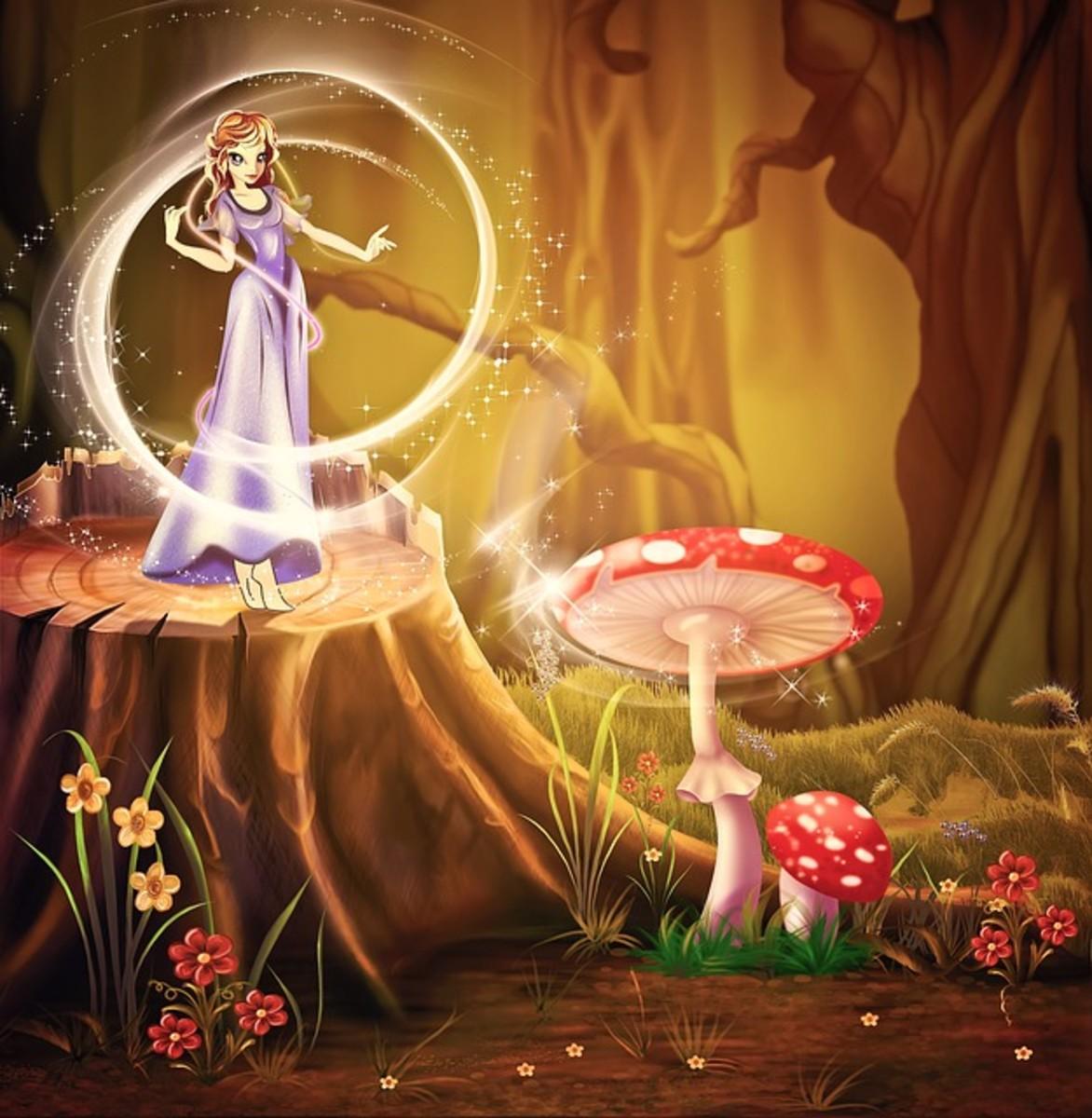 Midsummer Fairy Ritual