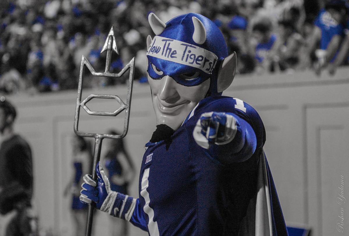 Duke Blue Devil