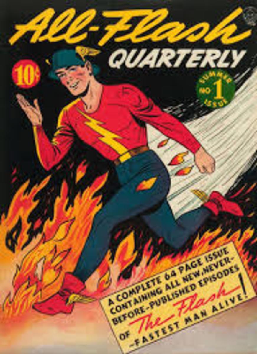 All Flash Quarterly # 1