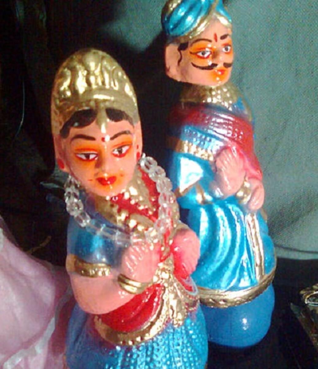 Kondapalli toys at Vijayawada