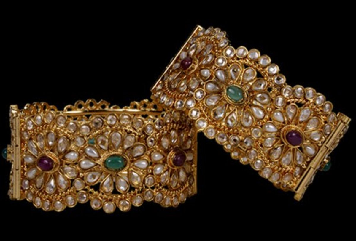 Ancient India Jewelry
