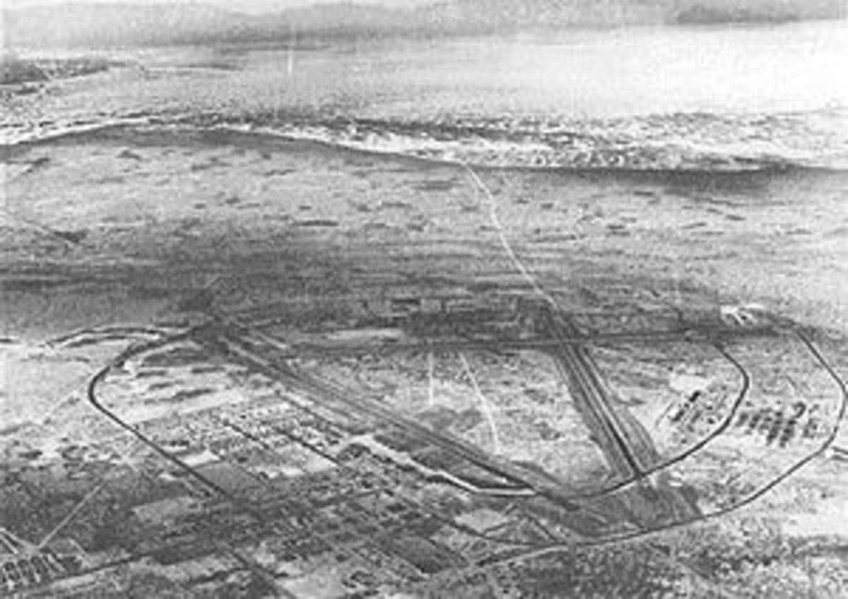 Alamogordo Army Air Field, New Mexico 1944
