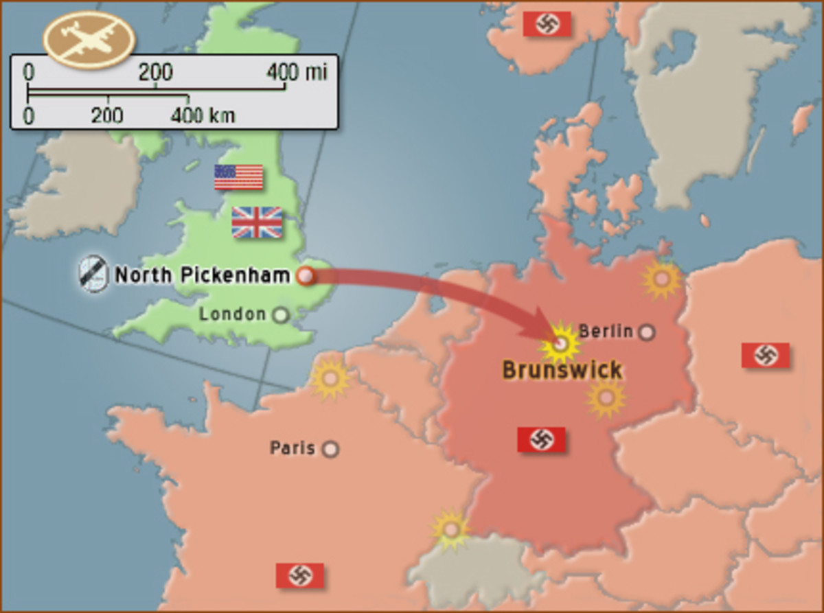 The mission of May 19th 1944 where the 492nd suffered 43 KIA, 3 WIA, 34 POW's, and 8 bomber losses.