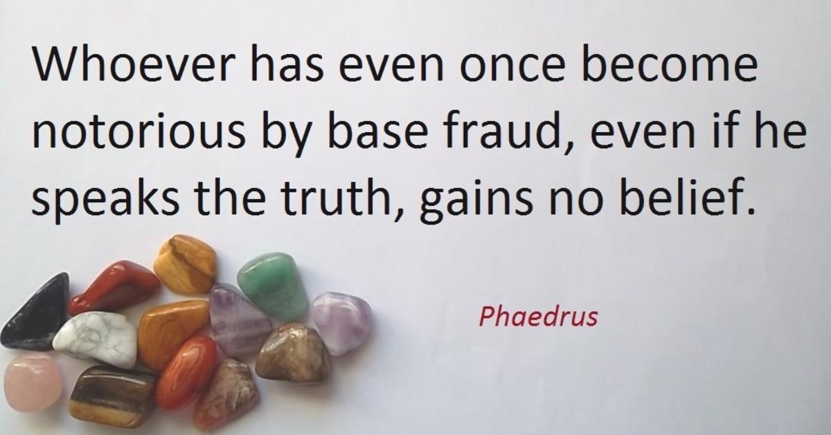 Quote by Phaedrus