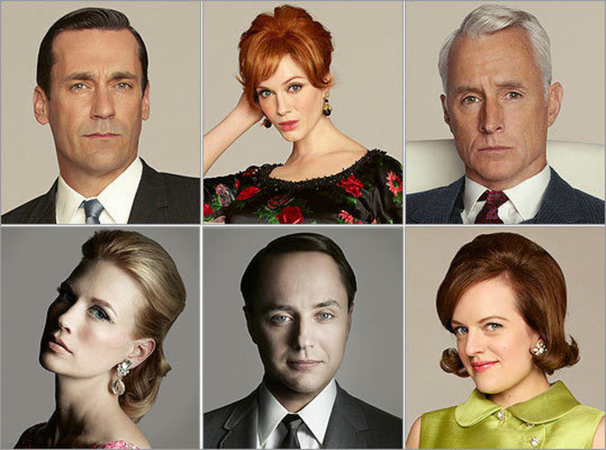 Mad Men Character Quotes