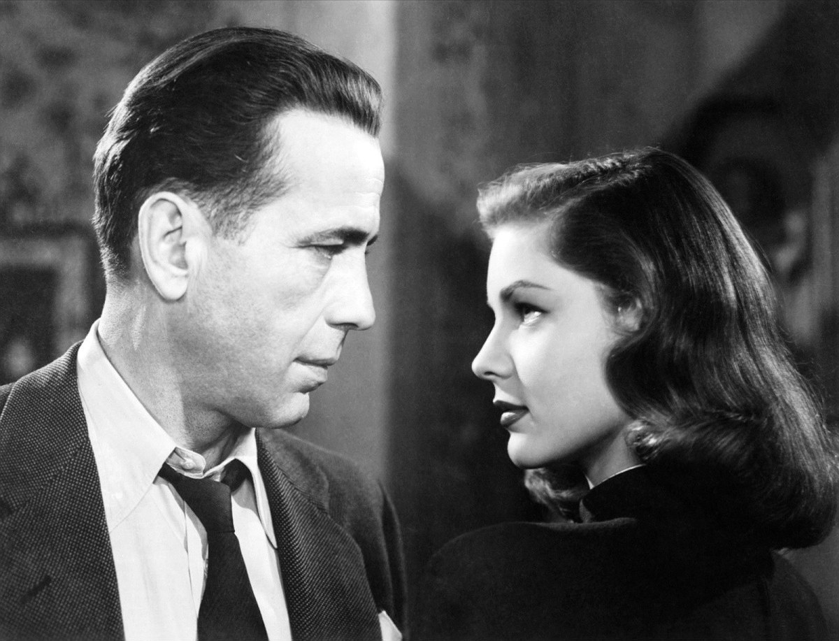 Humphrey Bogart/Lauren Bacall - The Big Sleep.