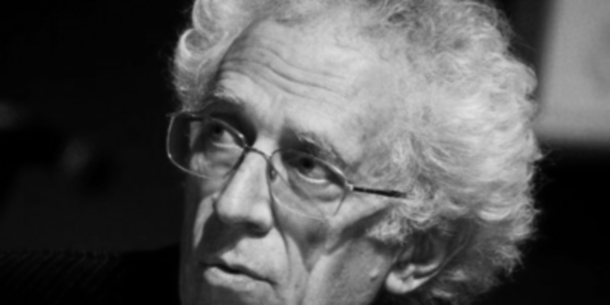 Historian and essayist Tzvetan Todorov