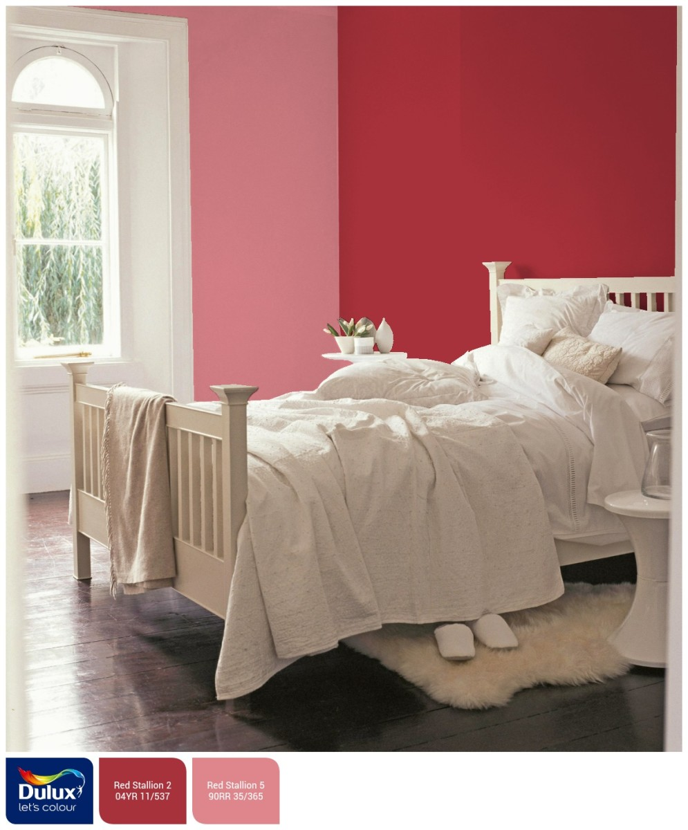 Colour theory for redecorating