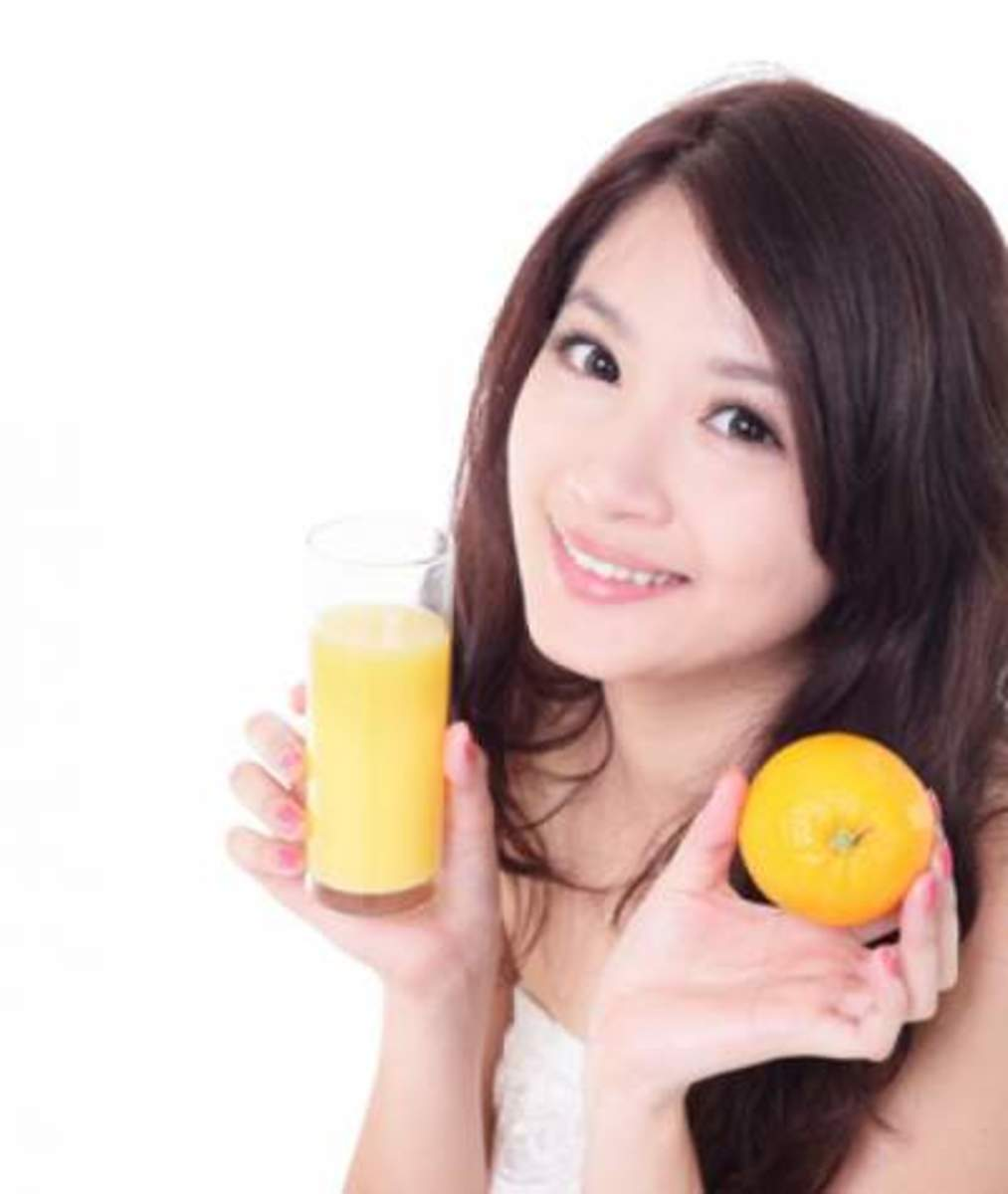Does vitamin C lighten the skin?