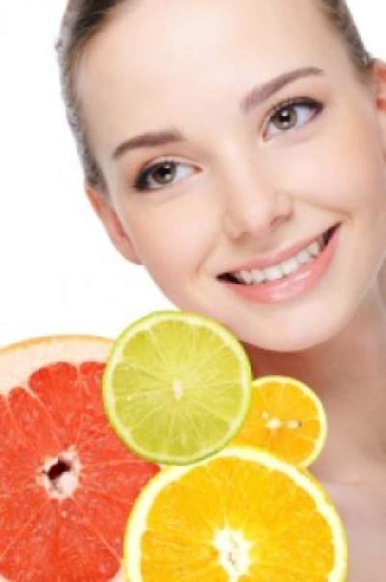 Is vitamin C serum good for acne?