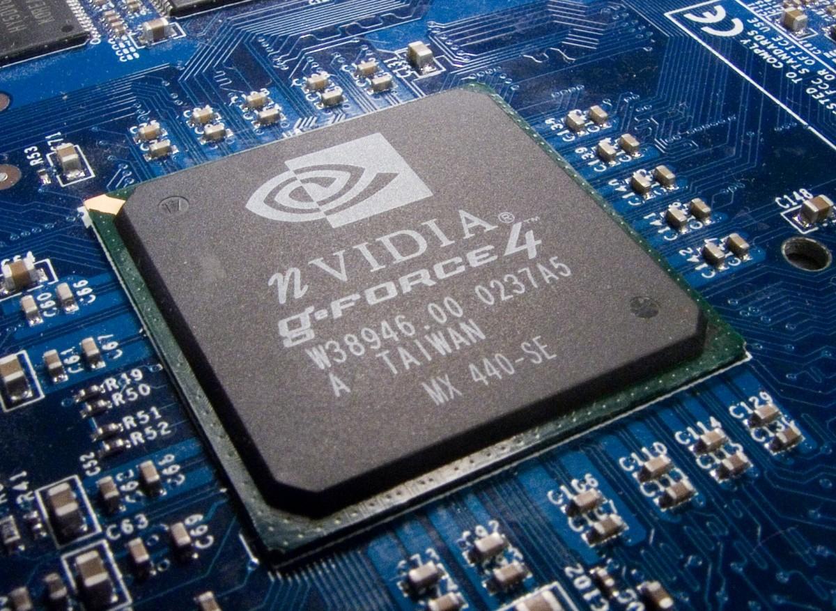 nVidia GeForce MX440SE