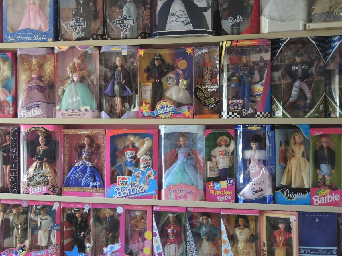 Easy Barbie Doll Inventory for the Home Doll Collector.