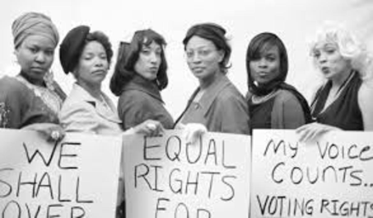 African American Women' s Fight For Equality | HubPages