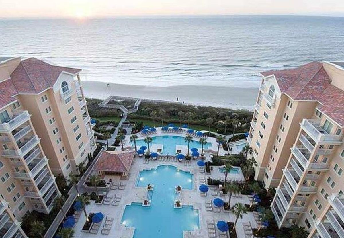 Photo of Marriott's OceanWatch Villas at Grande Dunes Myrtle Beach, SC