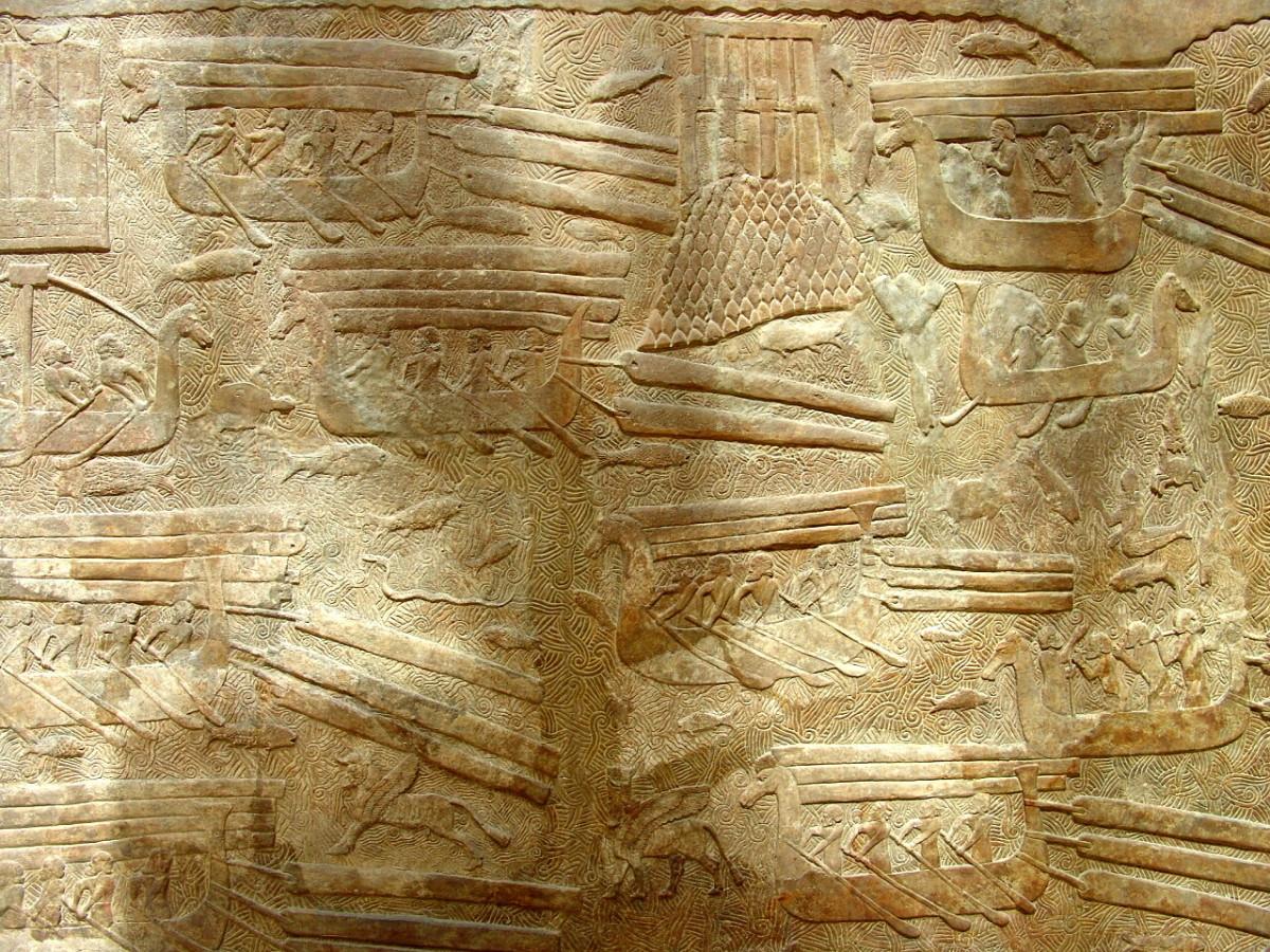 Phoenician Ships