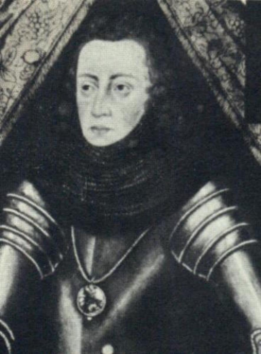 George, Duke of Clarence, was the brother of Edward IV and heir presumptive, but he wanted to be king.