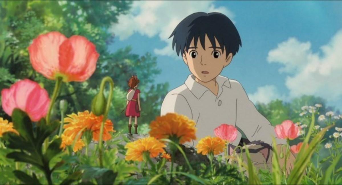 Karigurashi no Arrietty (The Secret World of Arrietty)