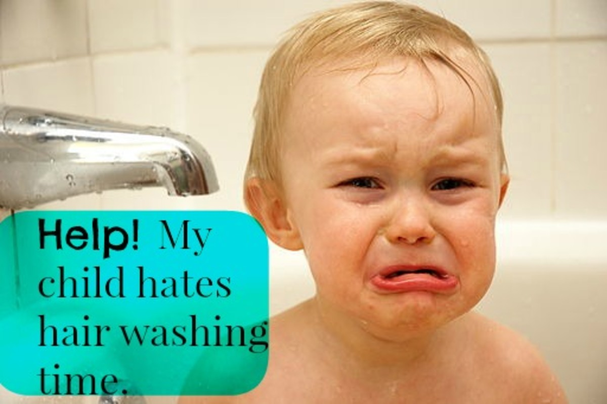 Tips To Make Hair Washing Easier For Toddlers