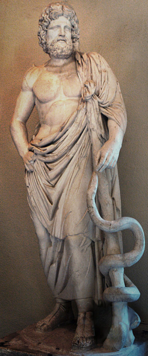 Asclepius: God of Medicine