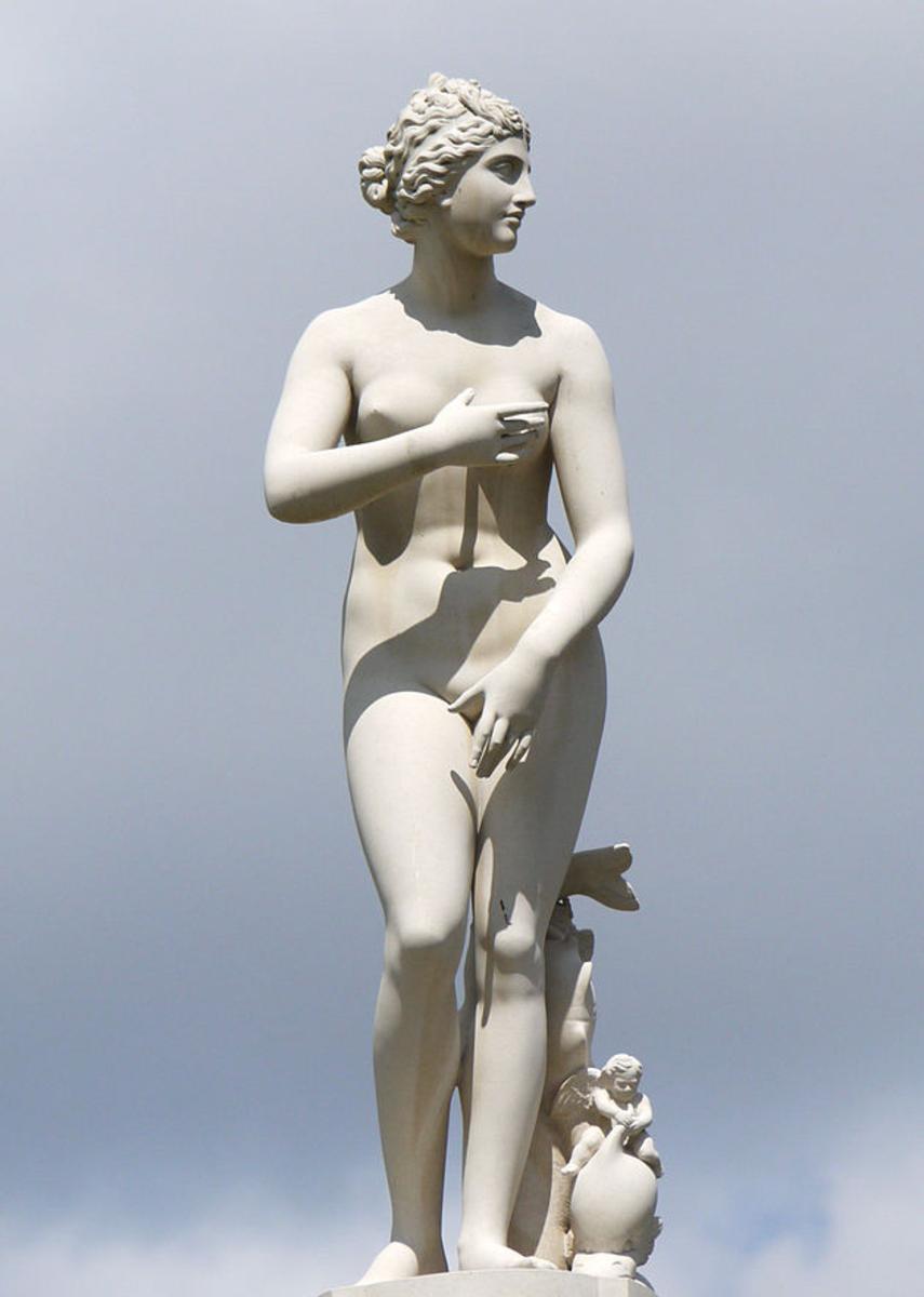 Aphrodite de' Medici