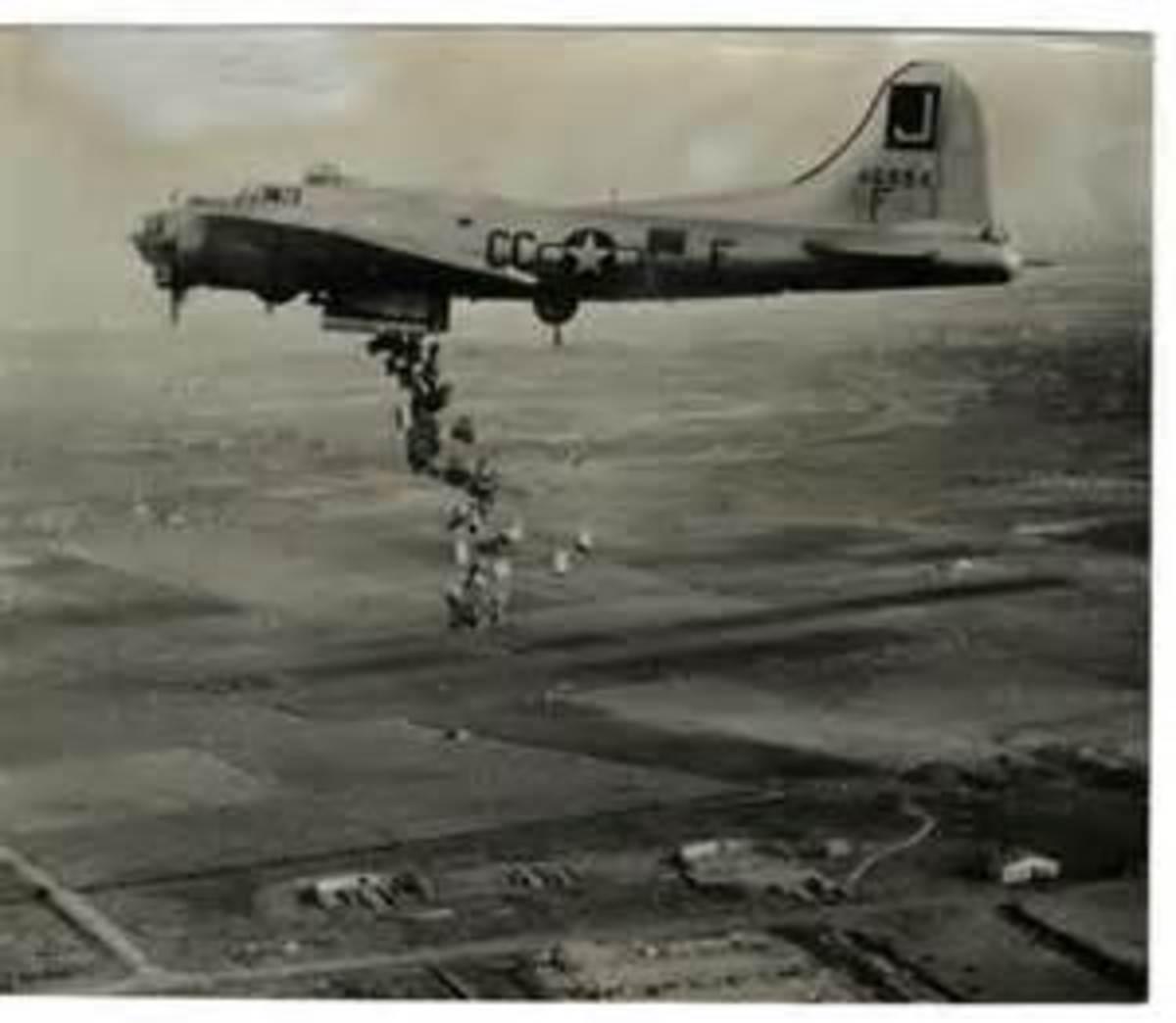 American  B25 Operation Chowhound