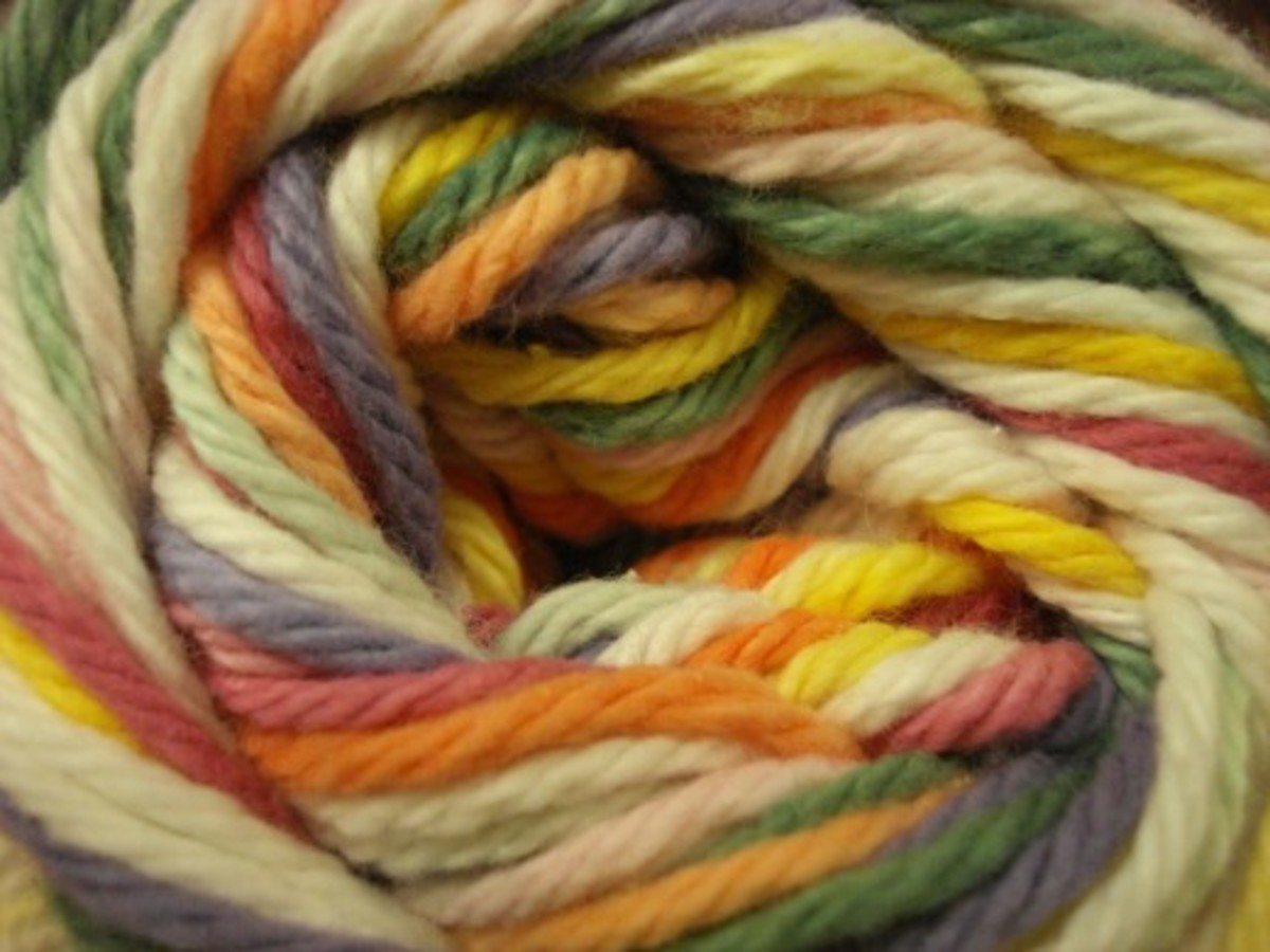 Image: A Yarn Skein is a Tangling Waiting to Happen
