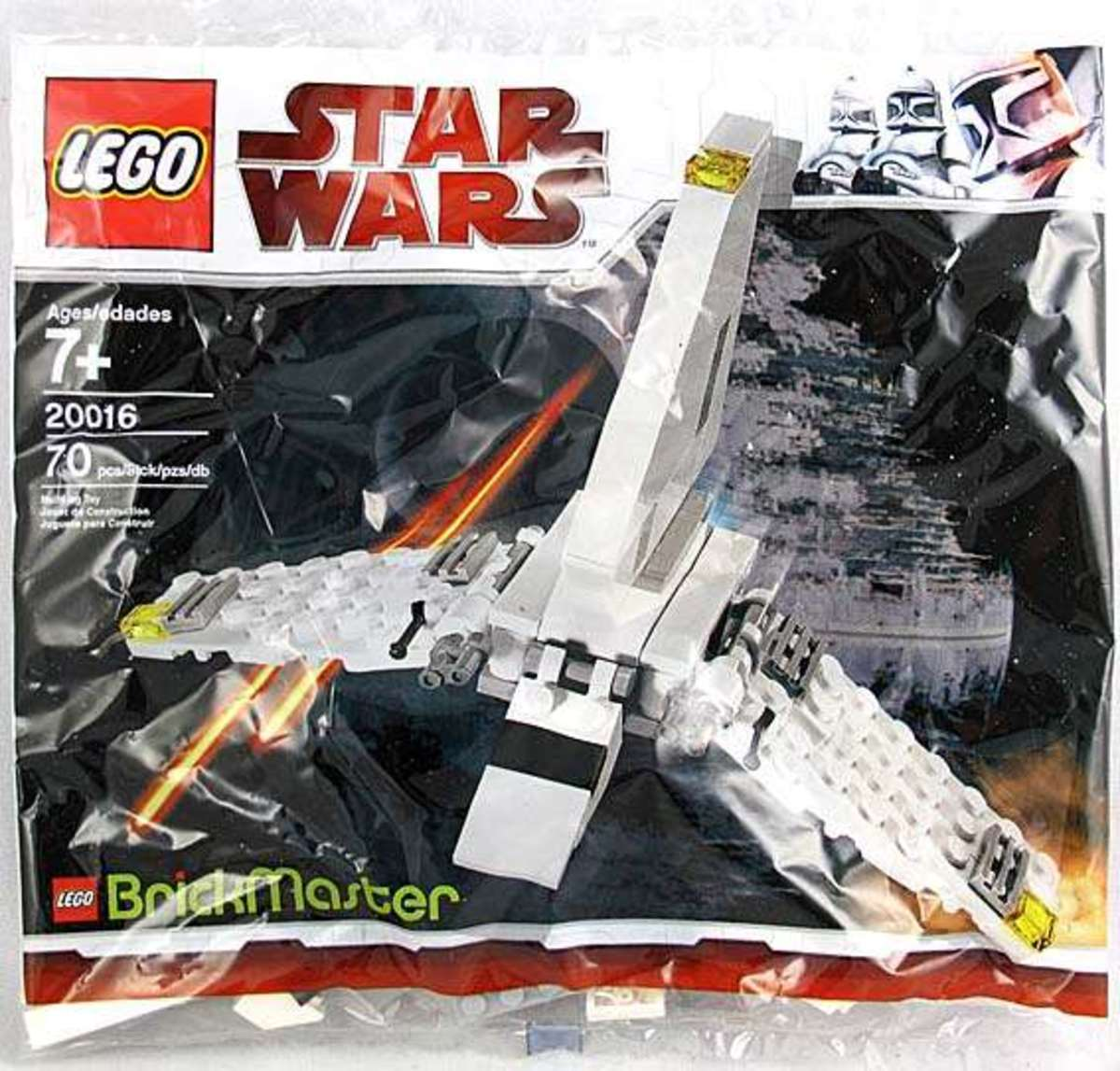 LEGO Star Wars Imperial Shuttle 20016 Bag