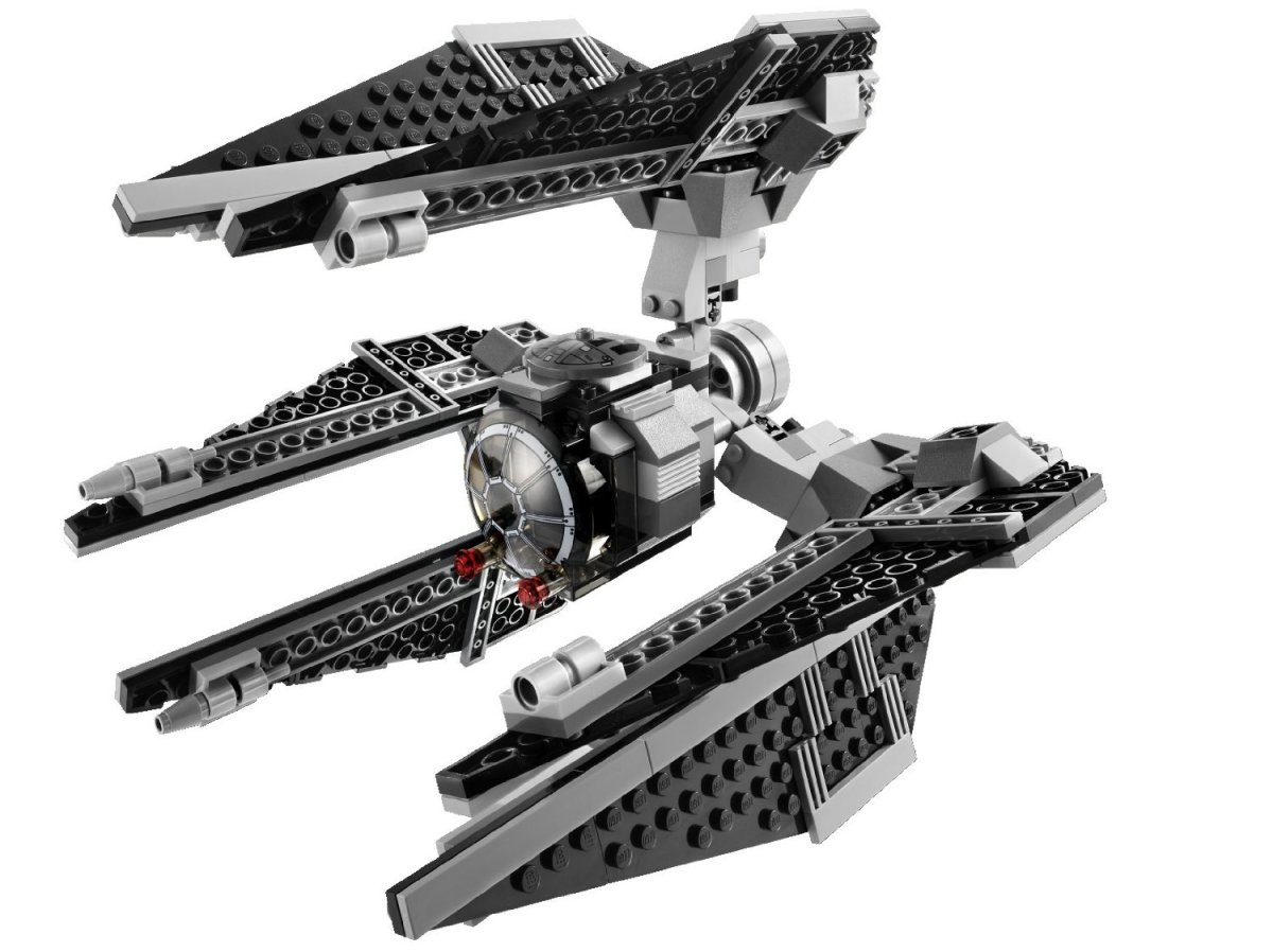 LEGO Star Wars TIE Defender 8087 Assembled