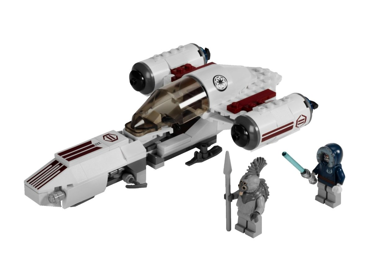 LEGO Star Wars Freeco Speeder 8085 Assembled
