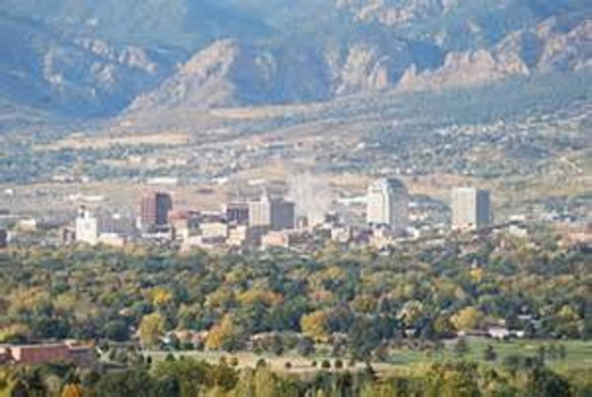 Haunted Colorado Springs