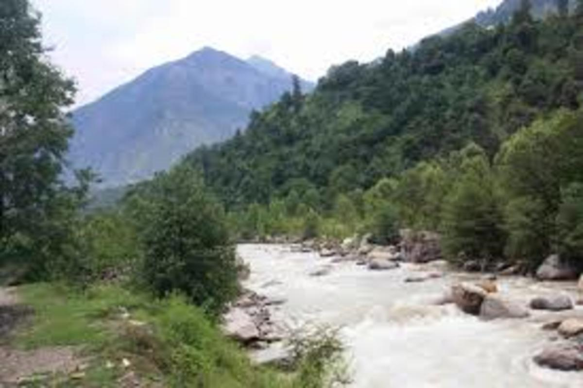 Beas River at Manali