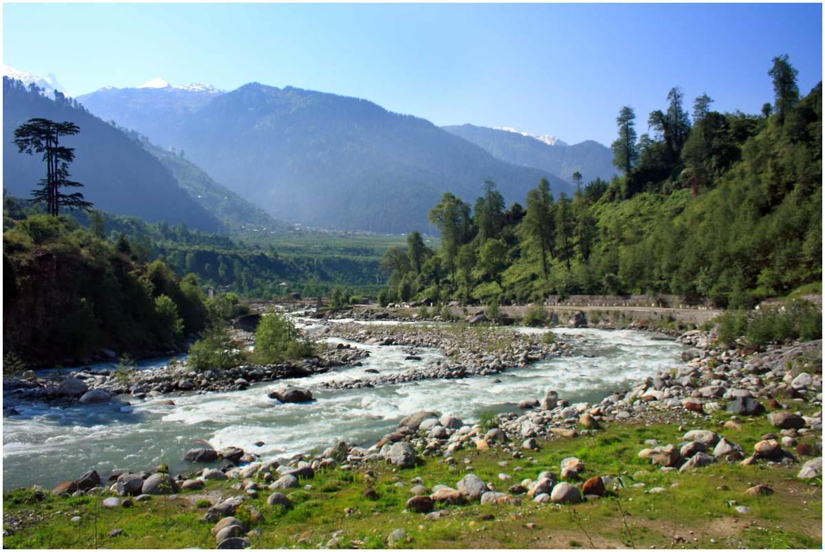 The Beas River- A Cradle of Hill Culture in Himachal Pradesh