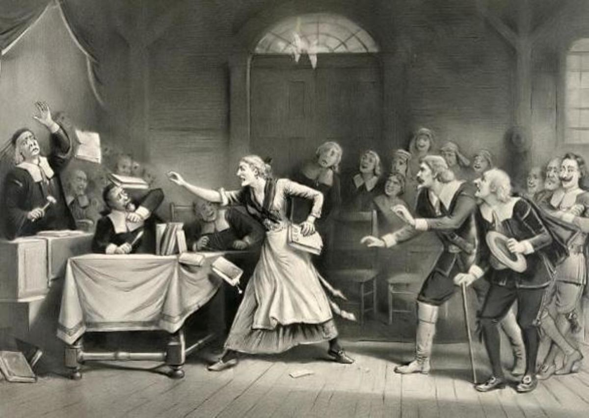 a history of the salem witch trials in the united states Find out more about the history of salem witch trials, including videos,  interesting  get all the facts on historycom  freedom of religion in the  us 3min.