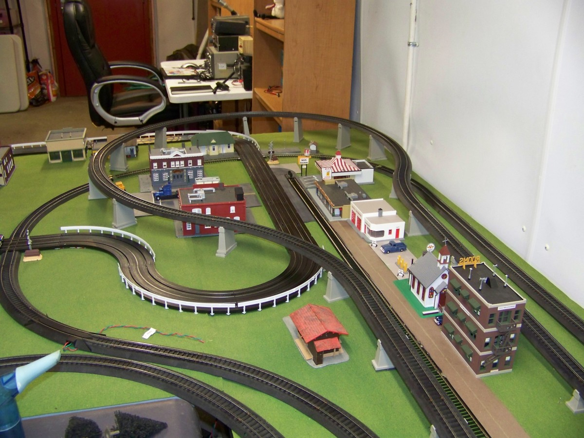Model Railroading Tips and Tricks!