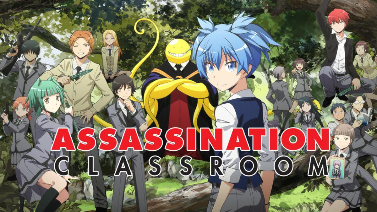 15 Anime That Will Remind You of Ansatsu Kyoushitsu (Assassination Classroom)