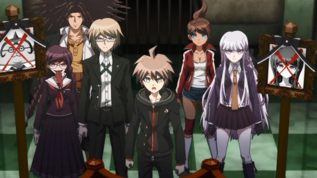 Danganronpa: Kibou no Gakuen to Zetsubou no Koukousei The Animation (Danganronpa: The Animation)