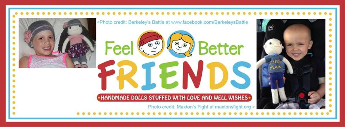 Feel Better Friends- Crafters wanted