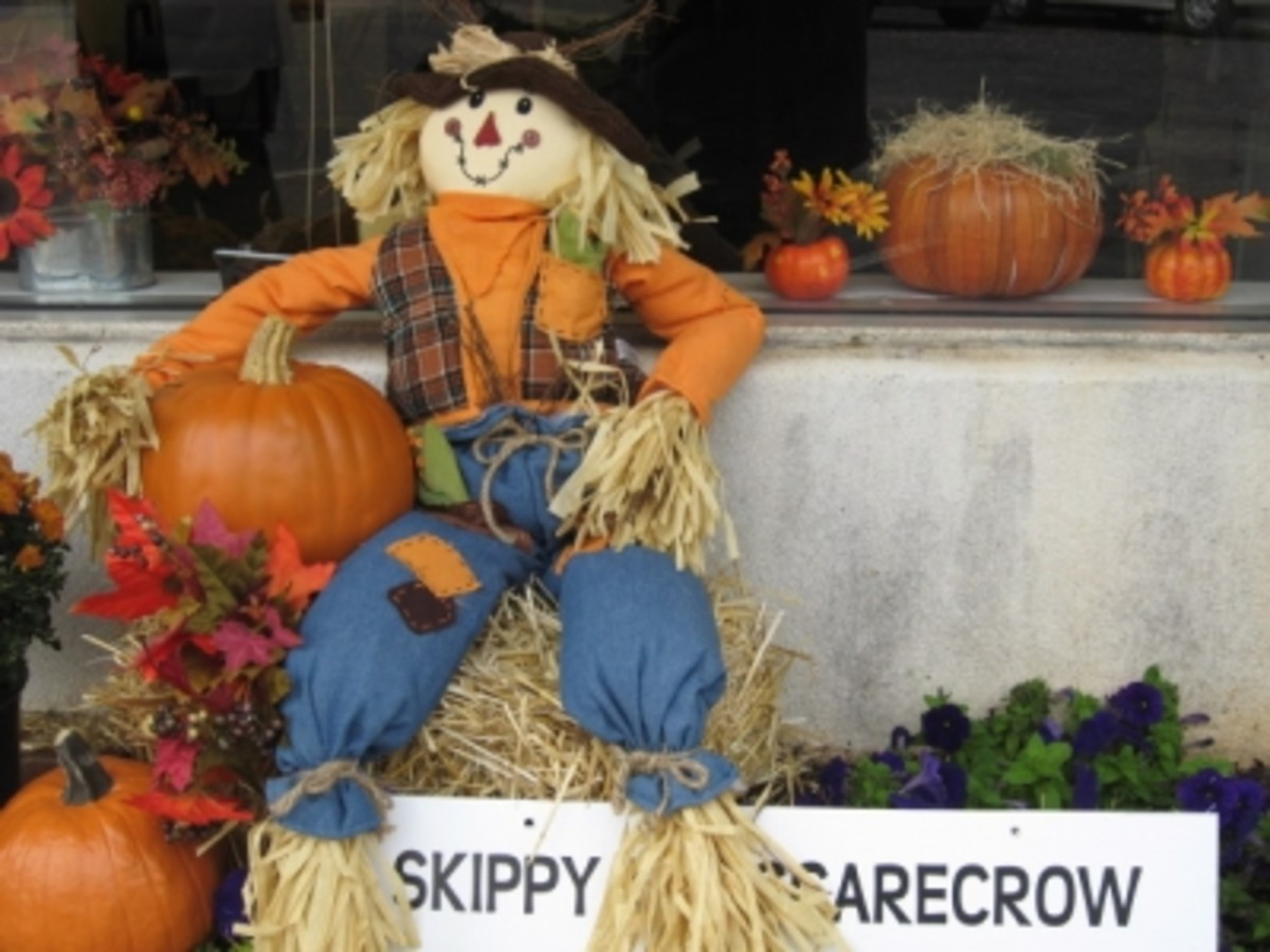 Off The Top - Snippy The Scarecrow