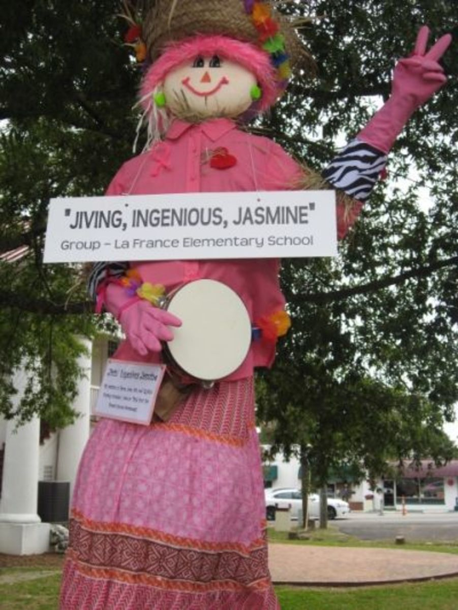 LaFrance Elementary School - Jiving, Ingenious, Jasmine - Honorable Mention